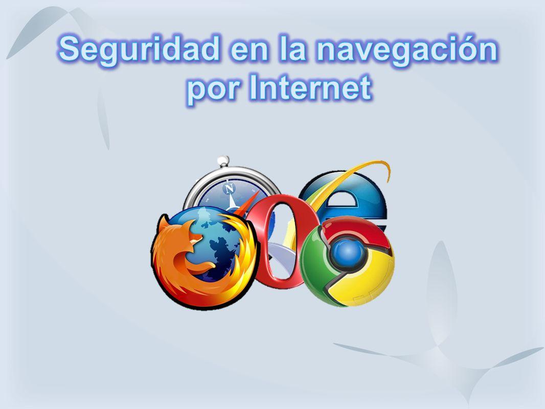 Seguridad en la navegación por Internet