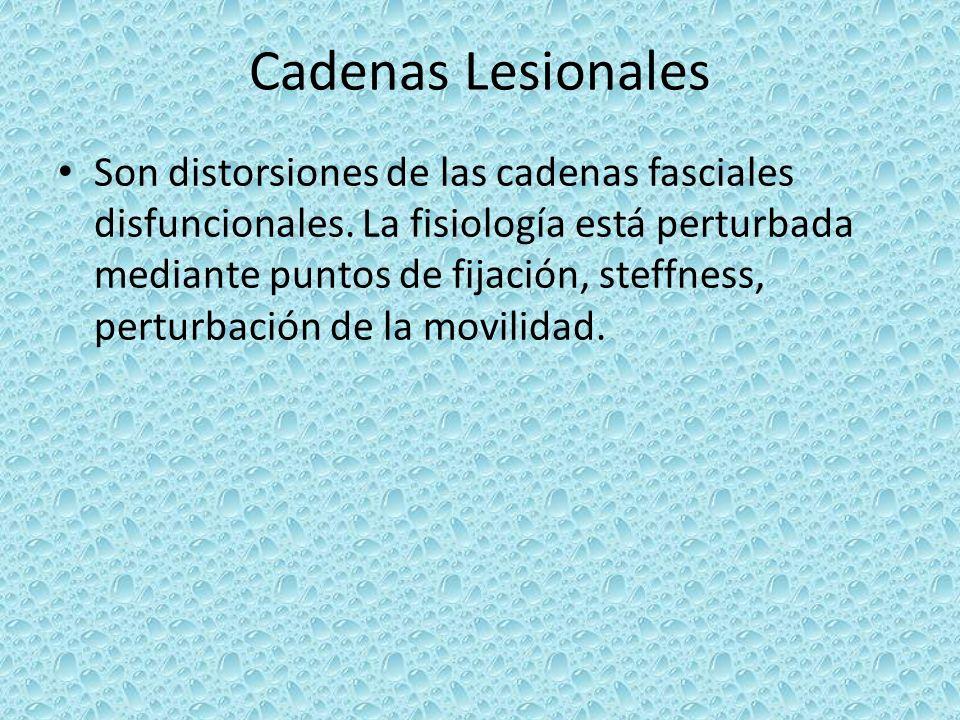 Cadenas Lesionales