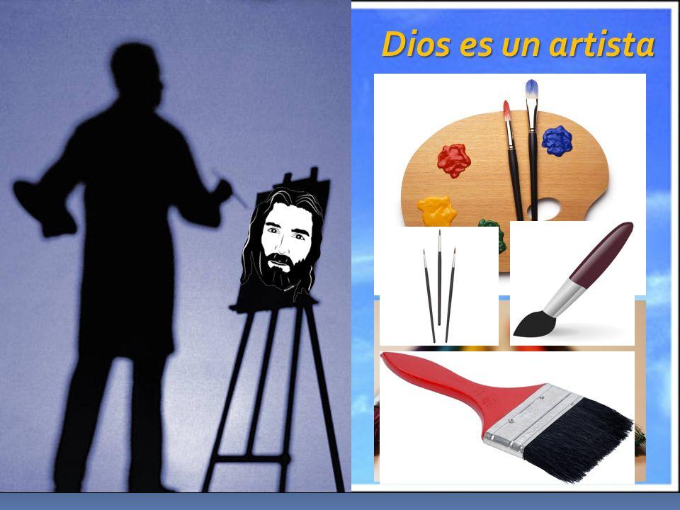 Dios es un artista