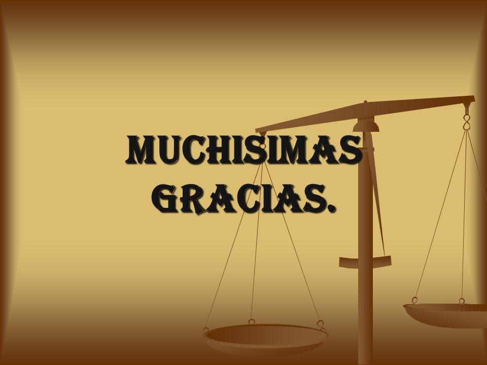 MUCHISIMAS GRACIAS.