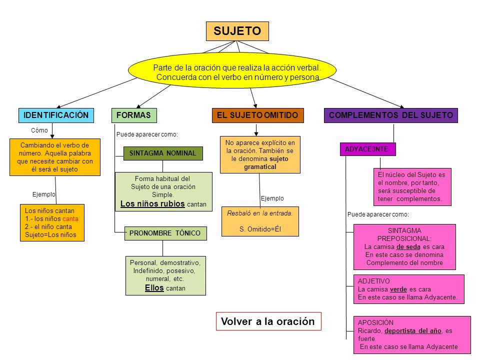 COMPLEMENTOS DEL SUJETO