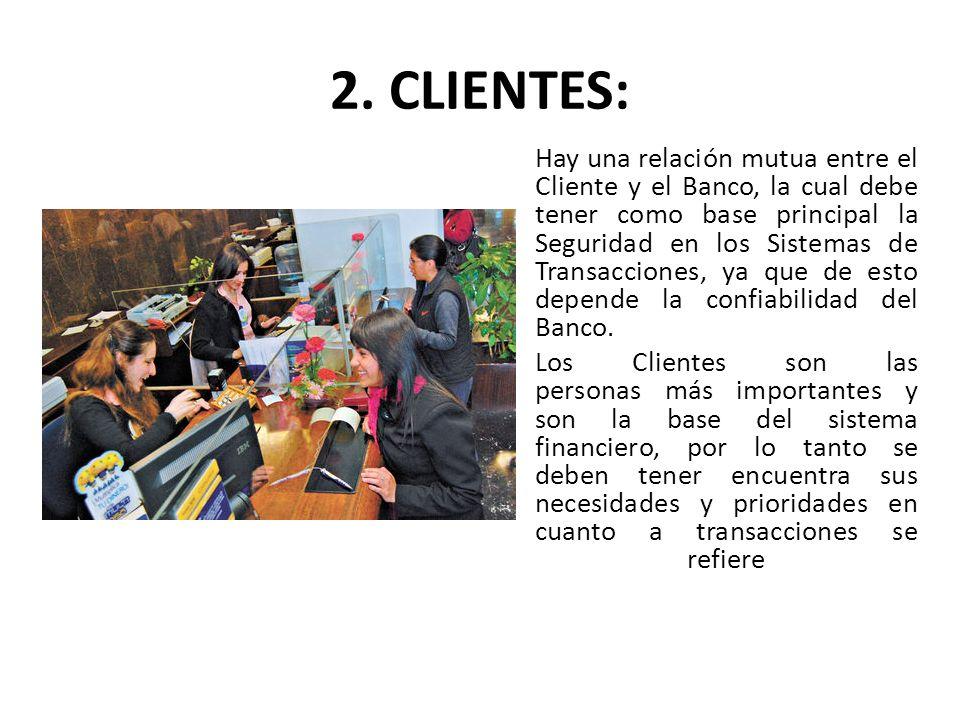 2. CLIENTES: