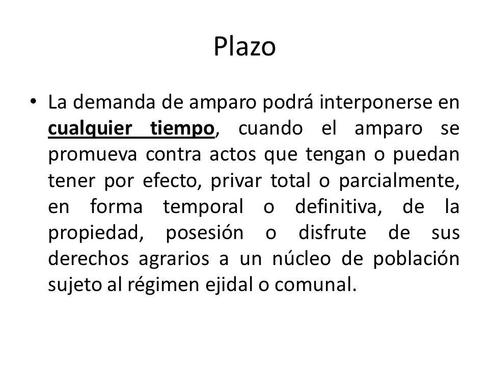 Plazo