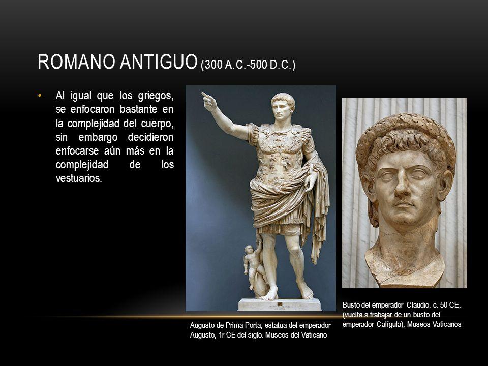 Romano antiguo (300 a.c.-500 d.C.)