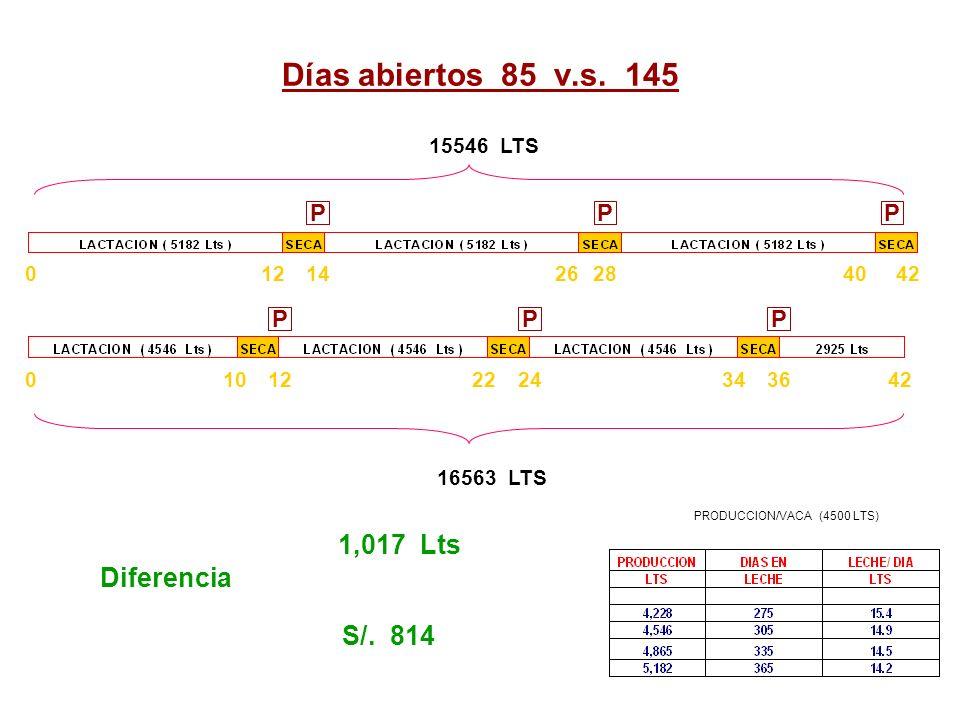 PRODUCCION/VACA (4500 LTS)