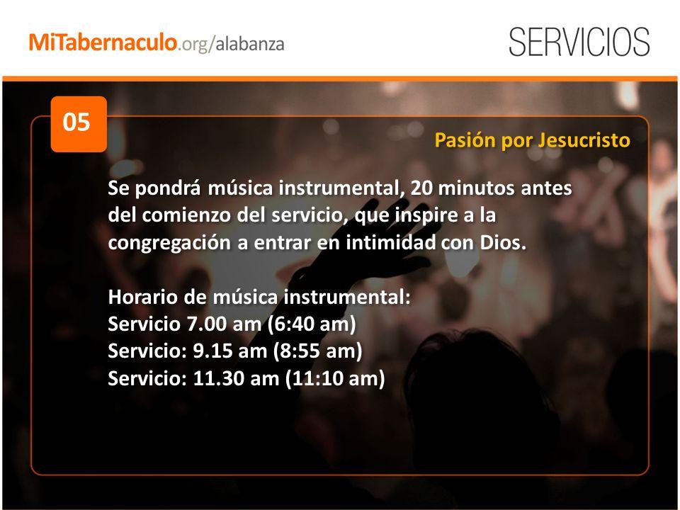 05 Pasión por Jesucristo.