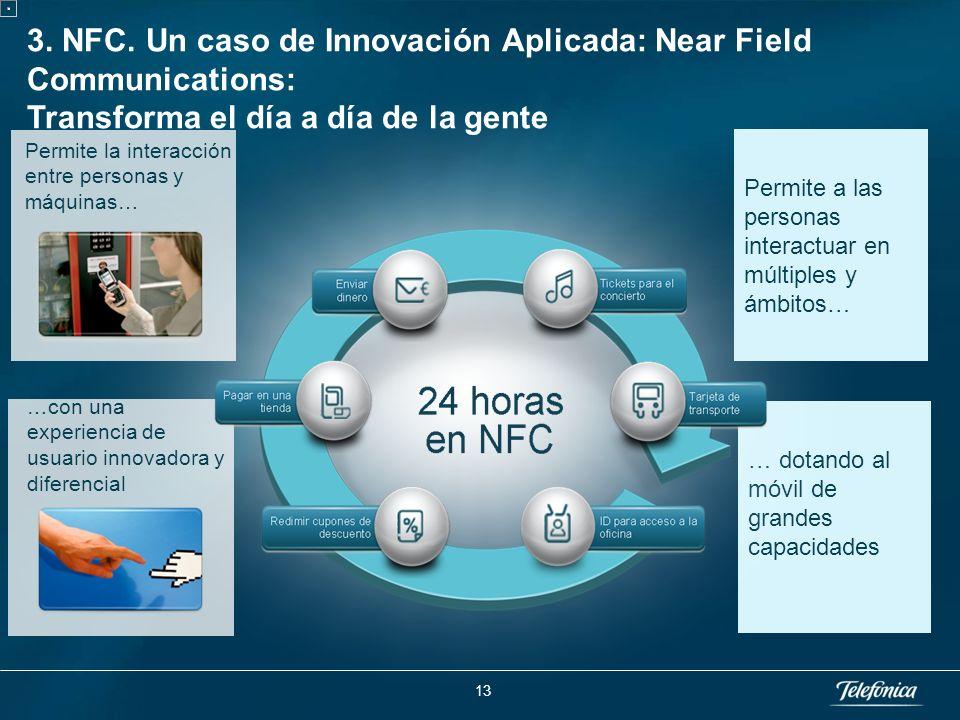 3. NFC : ¿Qué se necesita para hacer uso de esta nueva tecnología