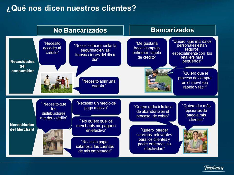 La oportunidad de bancarización en Latinoamérica es significativa