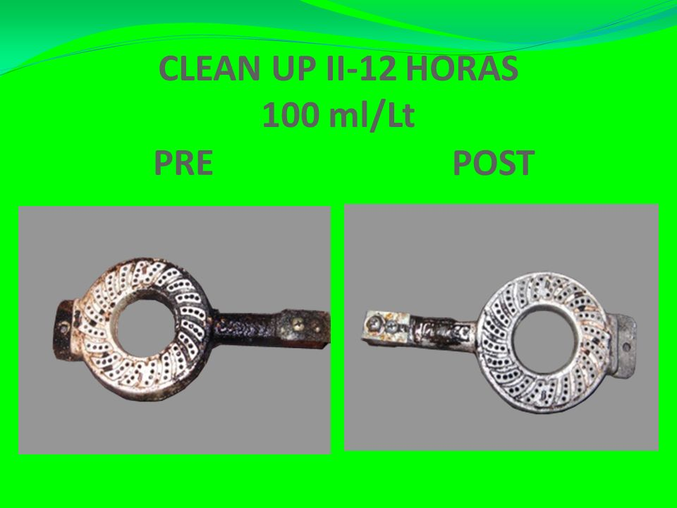 CLEAN UP II-12 HORAS 100 ml/Lt