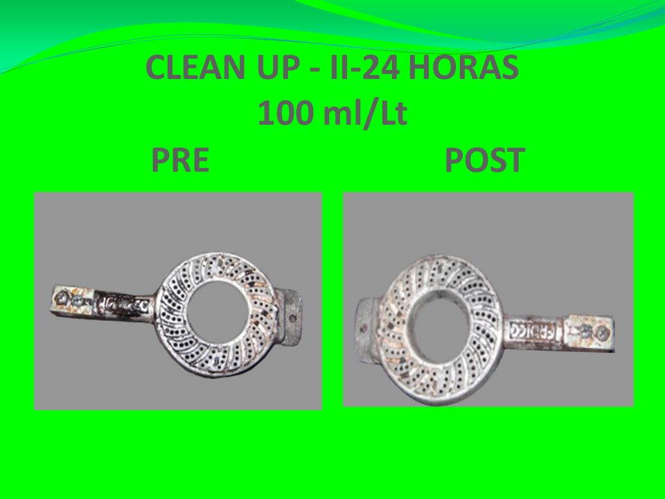 CLEAN UP - II-24 HORAS 100 ml/Lt