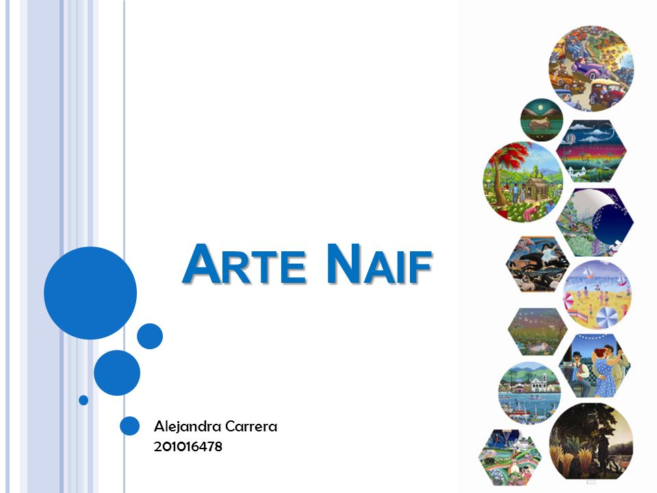 Arte Naif Alejandra Carrera 201016478