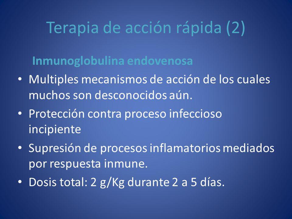 Terapia de acción rápida (2)