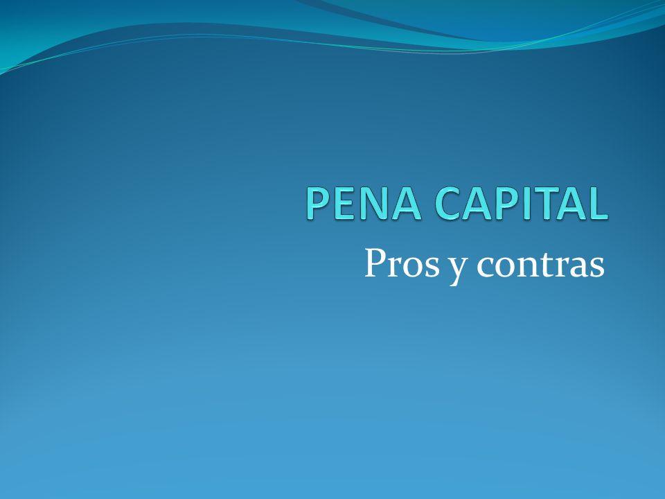 PENA CAPITAL Pros y contras