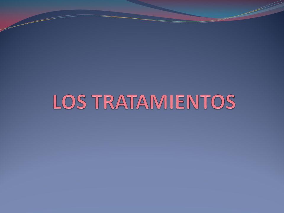 LOS TRATAMIENTOS