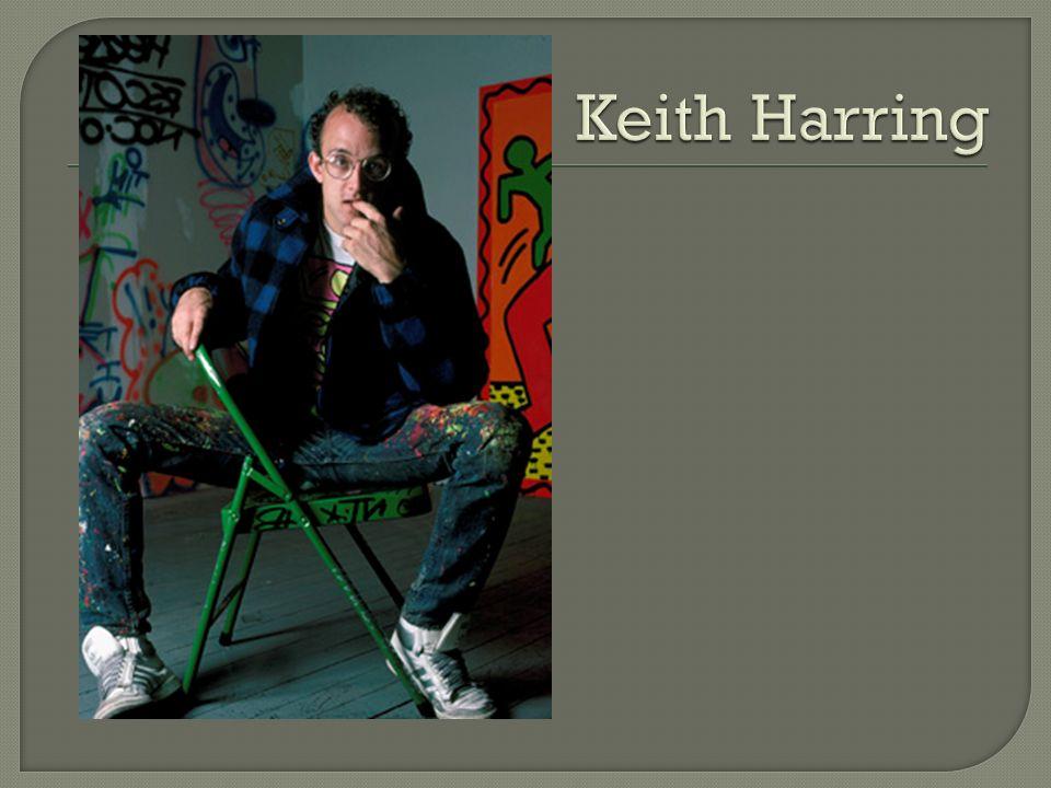 Keith Harring