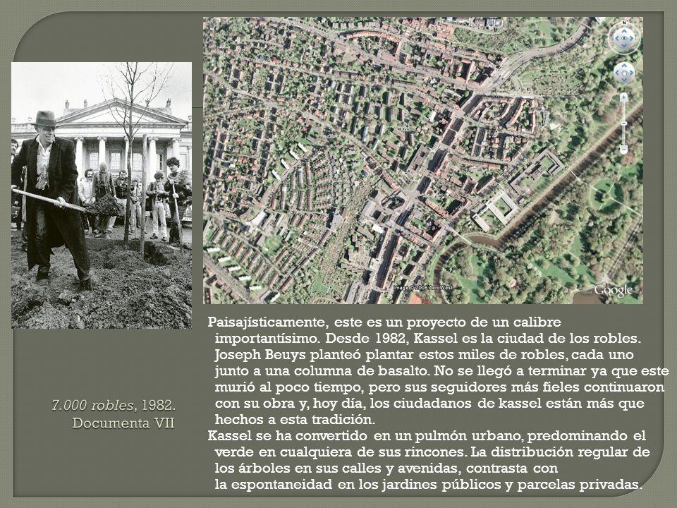 7.000 robles, 1982. Documenta VII