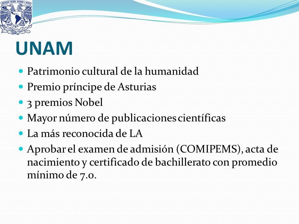 UNAM Patrimonio cultural de la humanidad Premio príncipe de Asturias