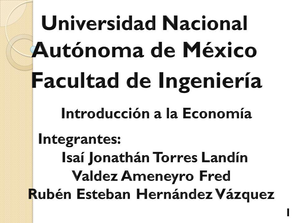 Autónoma de México Facultad de Ingeniería