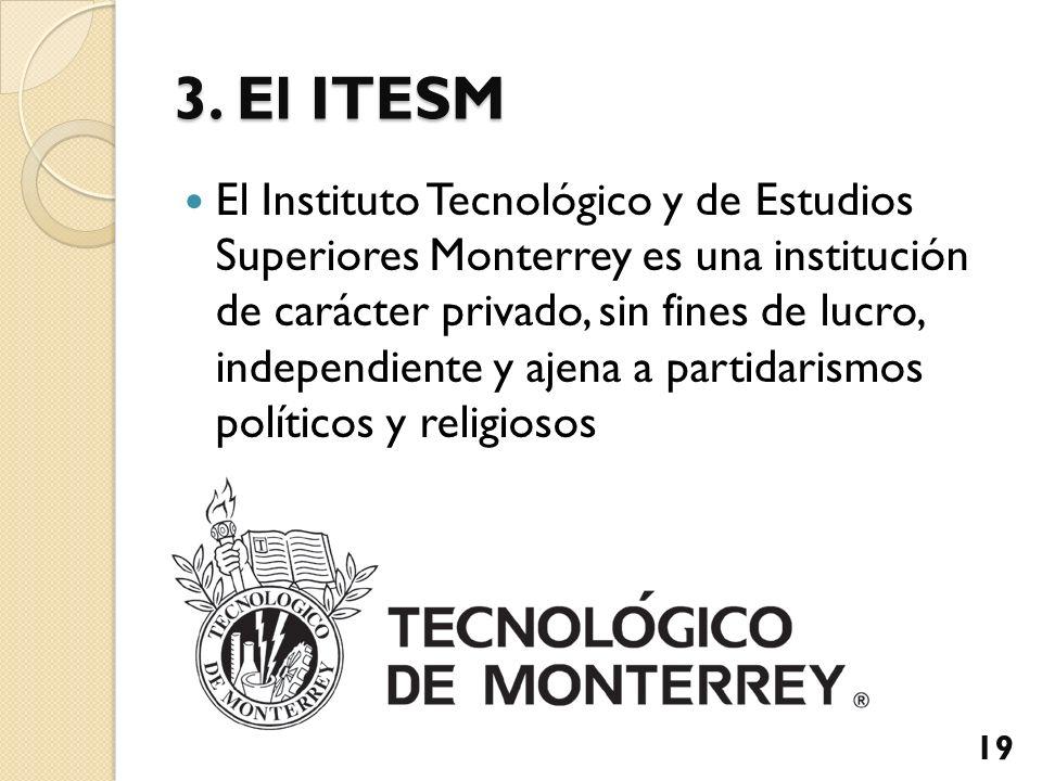 3. El ITESM
