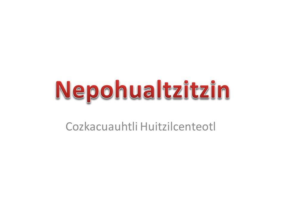 Cozkacuauhtli Huitzilcenteotl