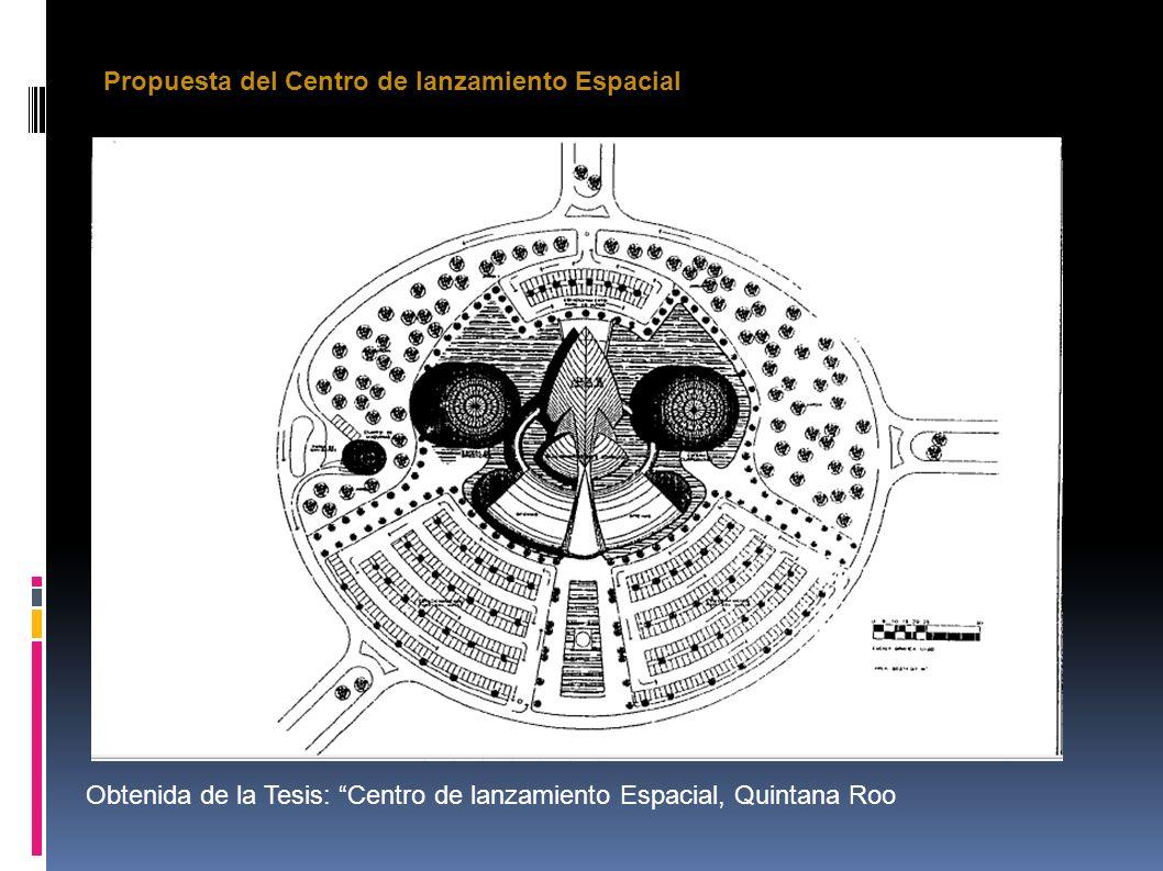 Propuesta del Centro de lanzamiento Espacial