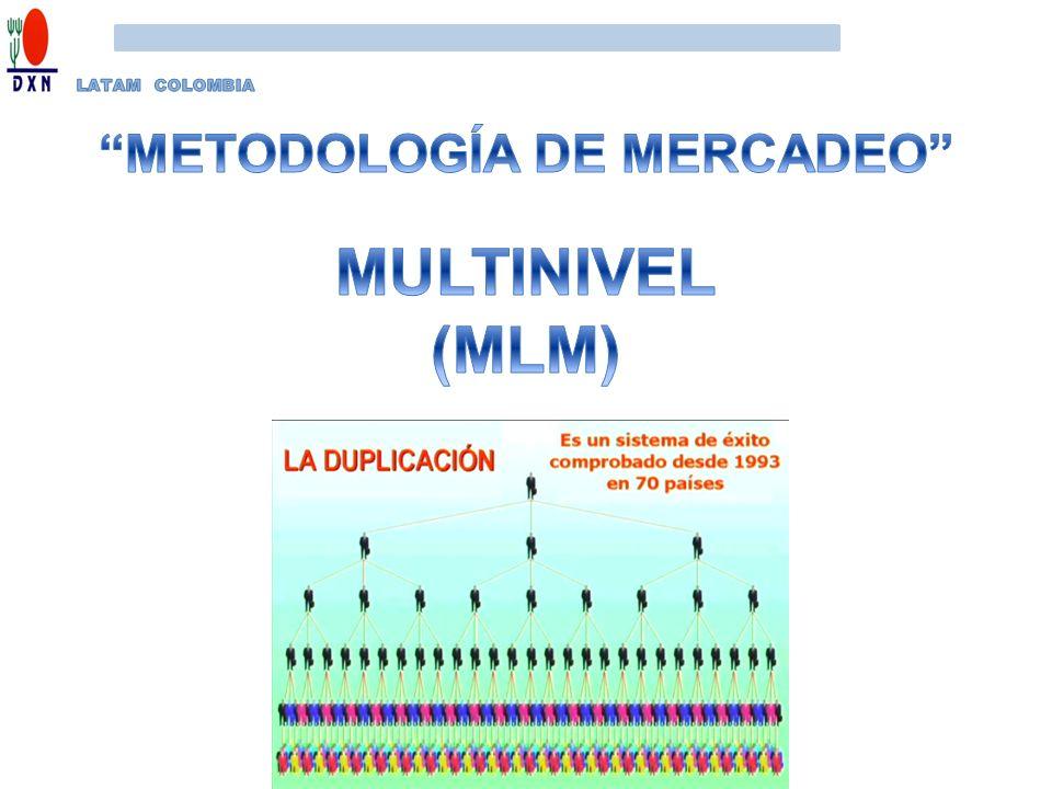 METODOLOGÍA DE MERCADEO