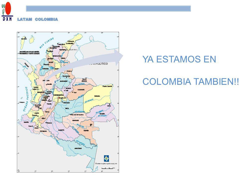 LATAM COLOMBIA Y AHORA EN COLOMBIA!! YA ESTAMOS EN COLOMBIA TAMBIEN!!