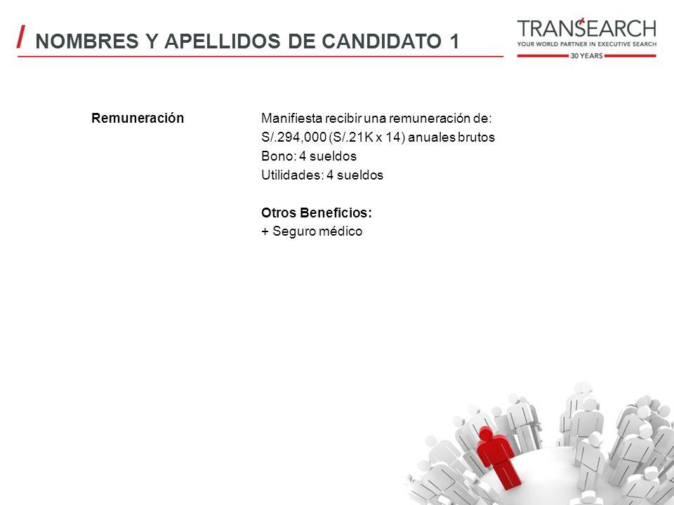 NOMBRES Y APELLIDOS DE CANDIDATO 1