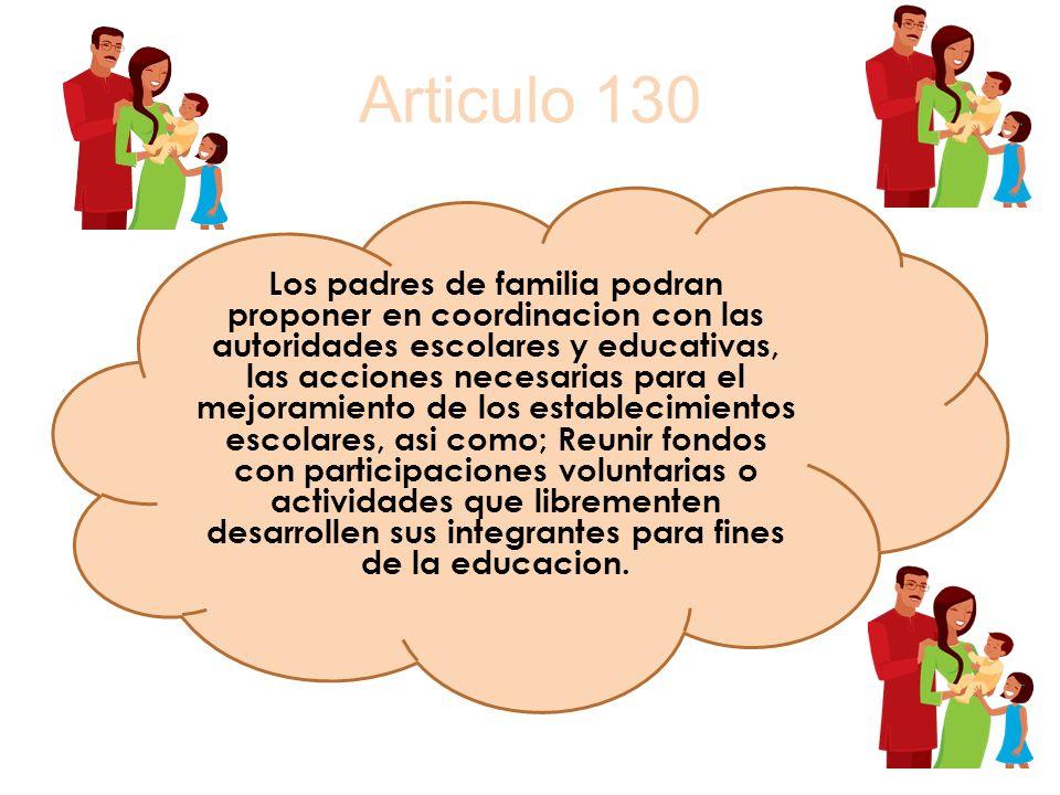 Articulo 130