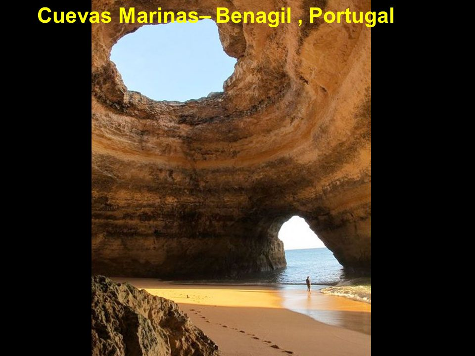 Cuevas Marinas– Benagil , Portugal