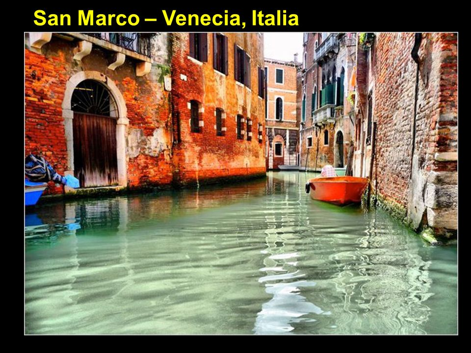 San Marco – Venecia, Italia