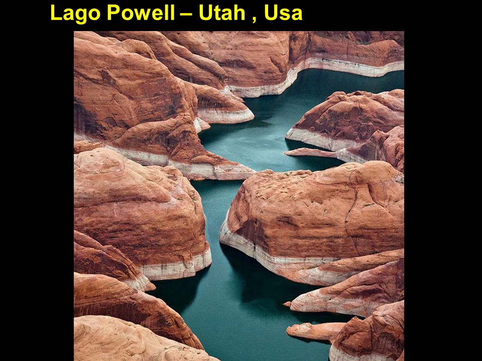 Lago Powell – Utah , Usa
