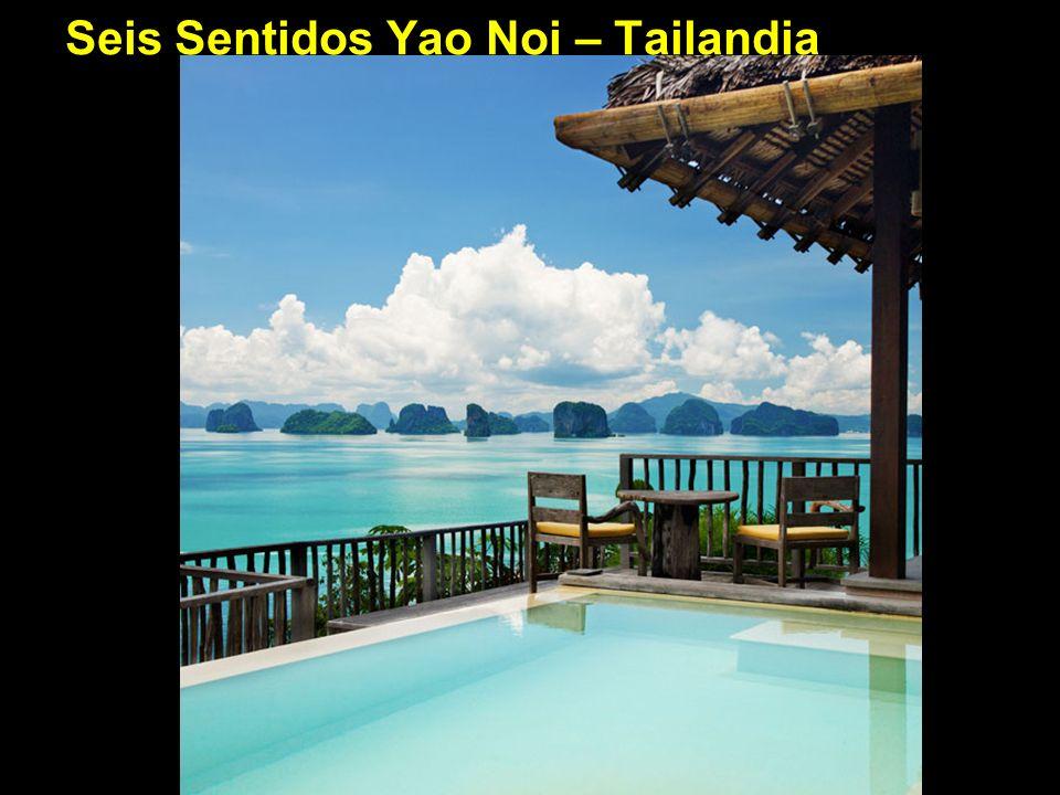 Seis Sentidos Yao Noi – Tailandia