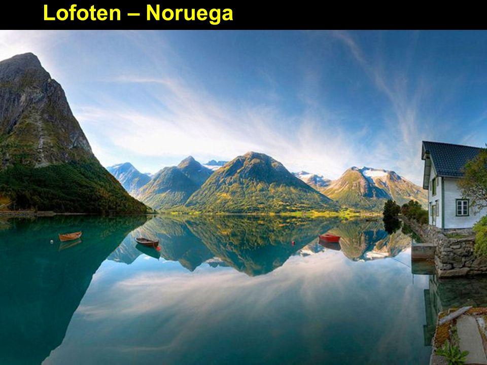 Lofoten – Noruega
