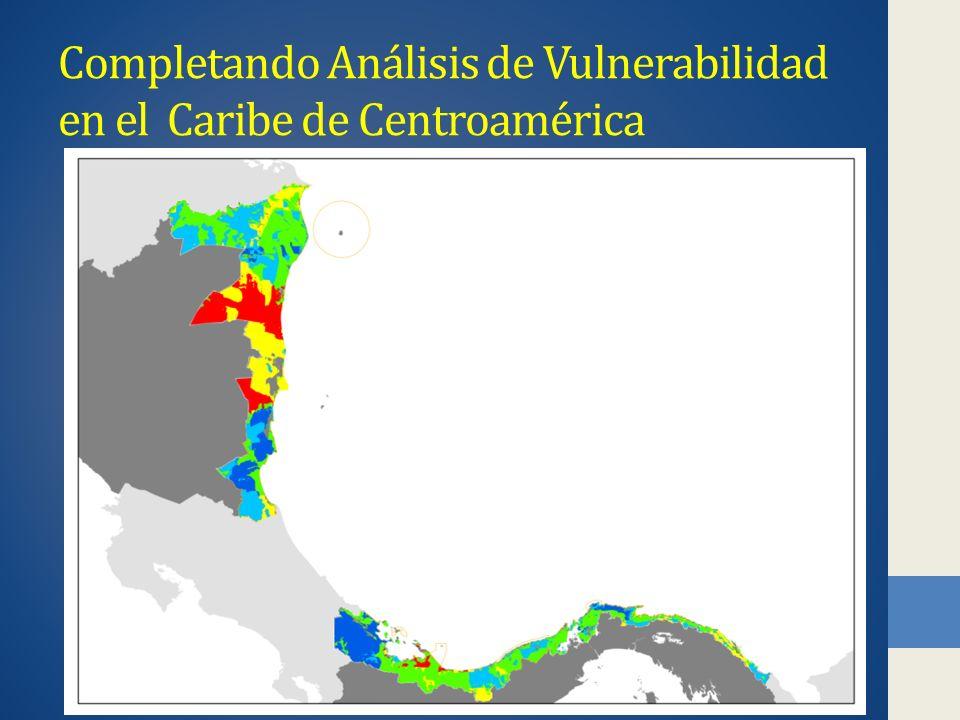 Completando Análisis de Vulnerabilidad en el Caribe de Centroamérica
