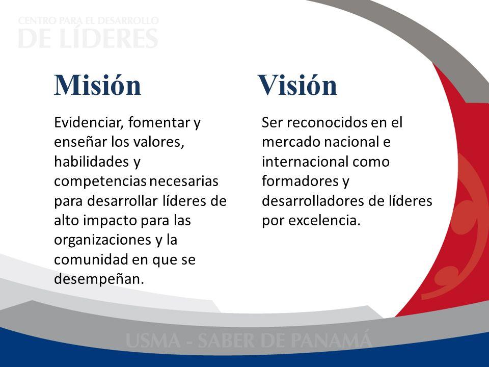 Misión Visión.