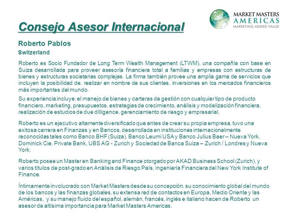 Consejo Asesor Internacional