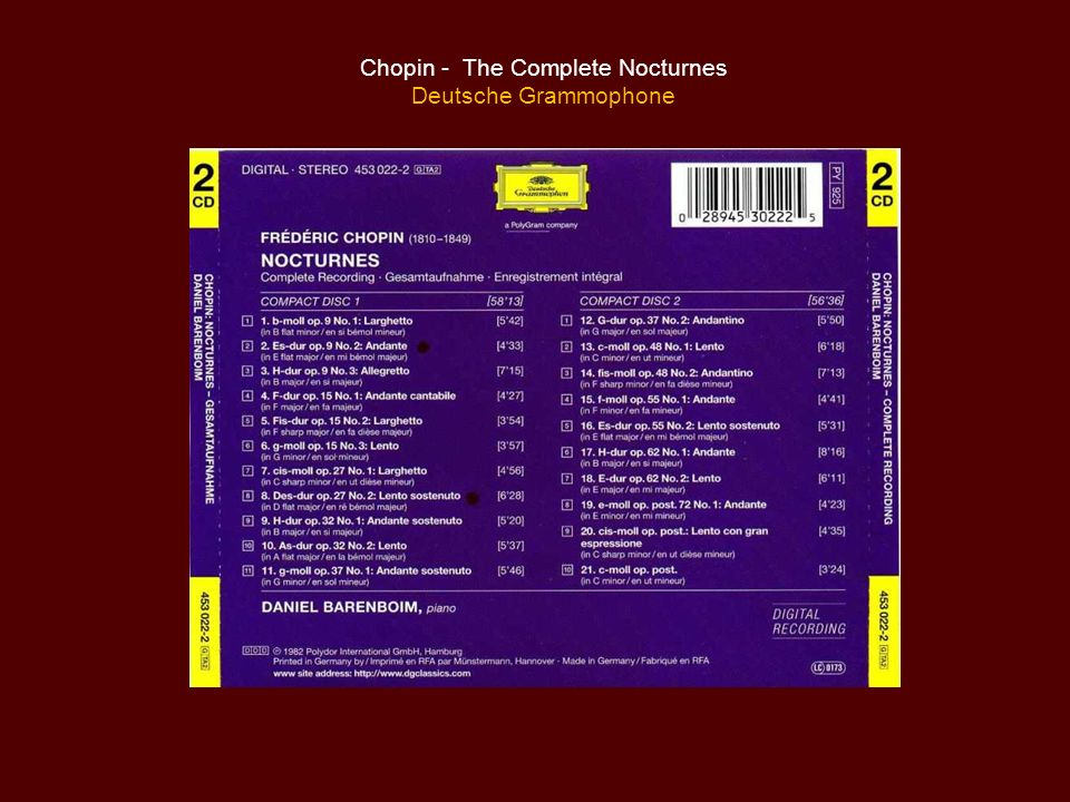 Chopin - The Complete Nocturnes