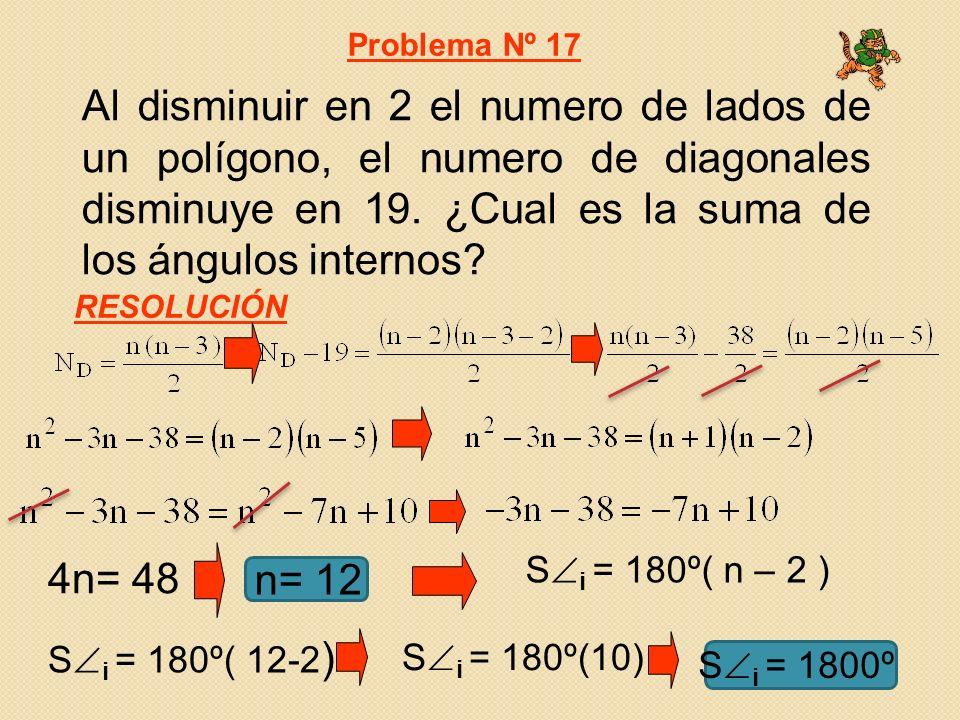 Problema Nº 17