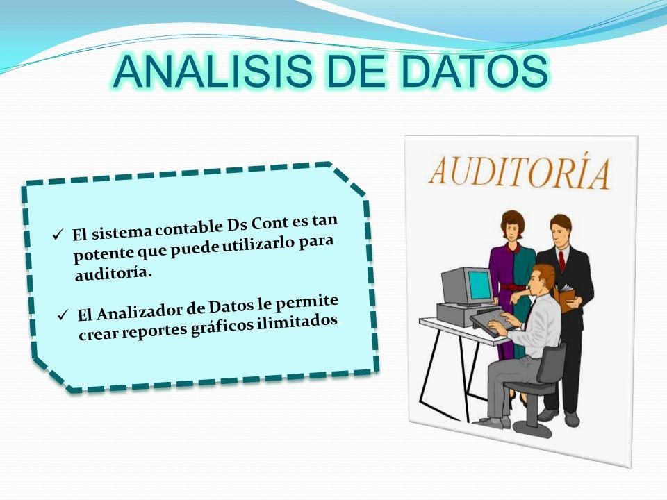 ANALISIS DE DATOS ANALISIS DE DATOS