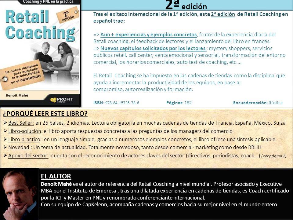 2ª edición ¿PORQUÉ LEER ESTE LIBRO EL AUTOR