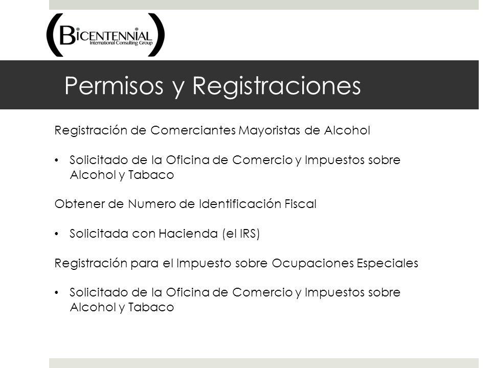 Permisos y Registraciones