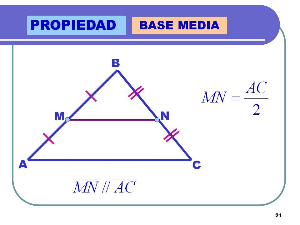 PROPIEDAD BASE MEDIA B M N A C