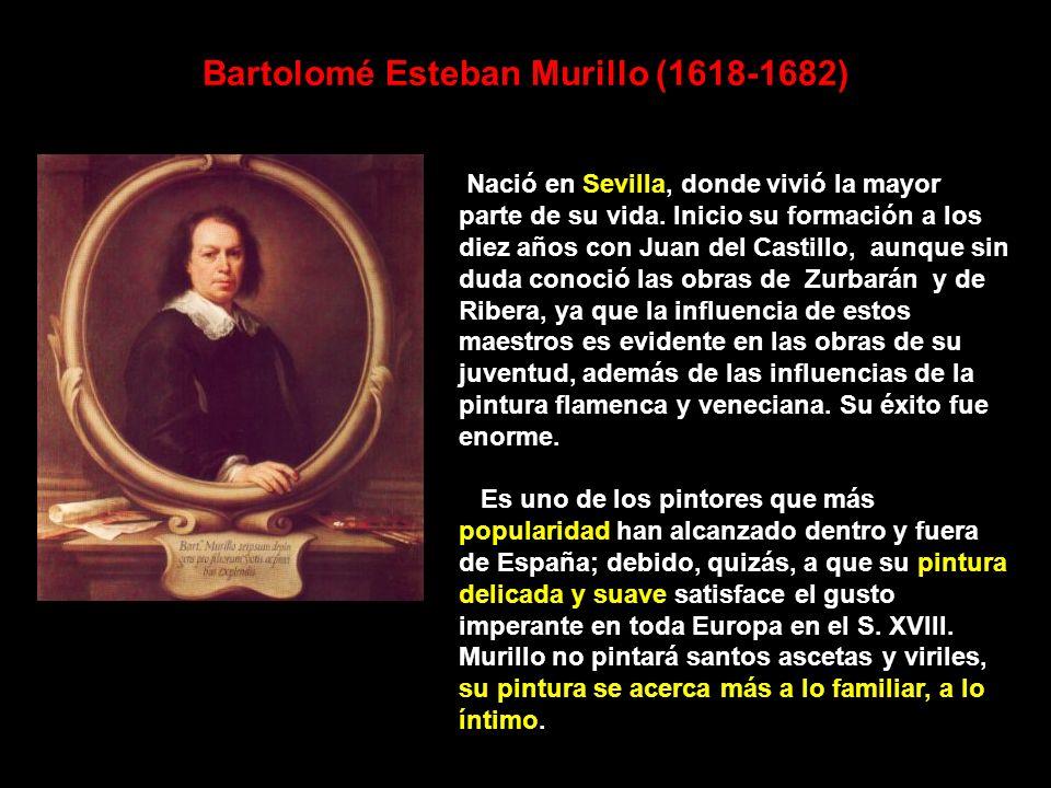 Bartolomé Esteban Murillo (1618-1682)