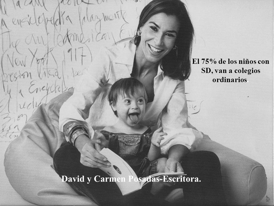 David y Carmen Posadas-Escritora.