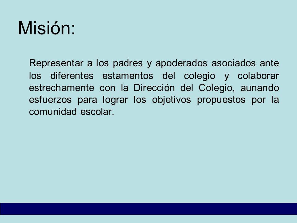 Misión: