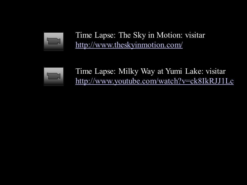 Time Lapse: The Sky in Motion: visitar