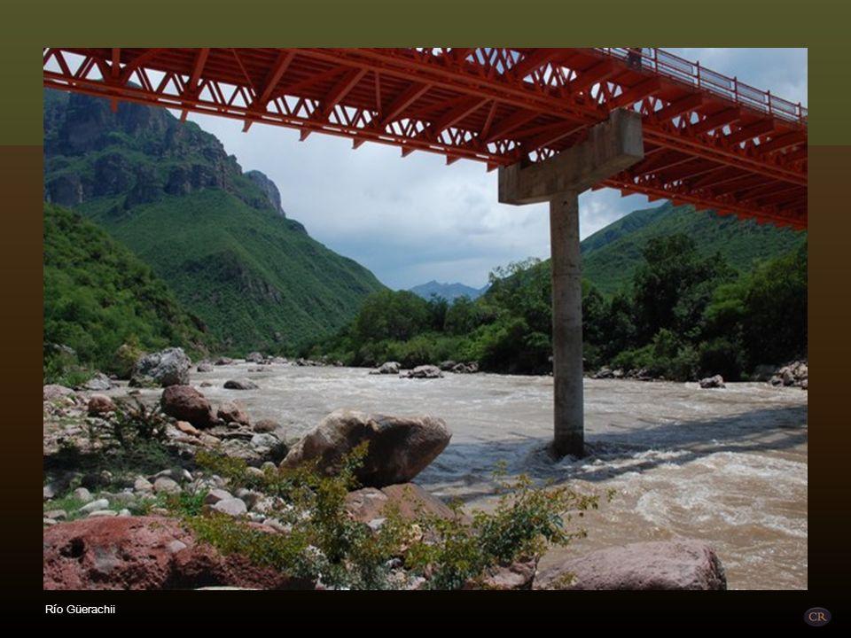 Río Güerachii