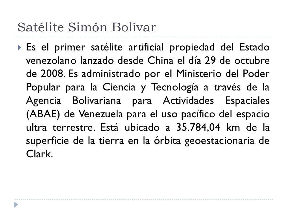 Satélite Simón Bolívar