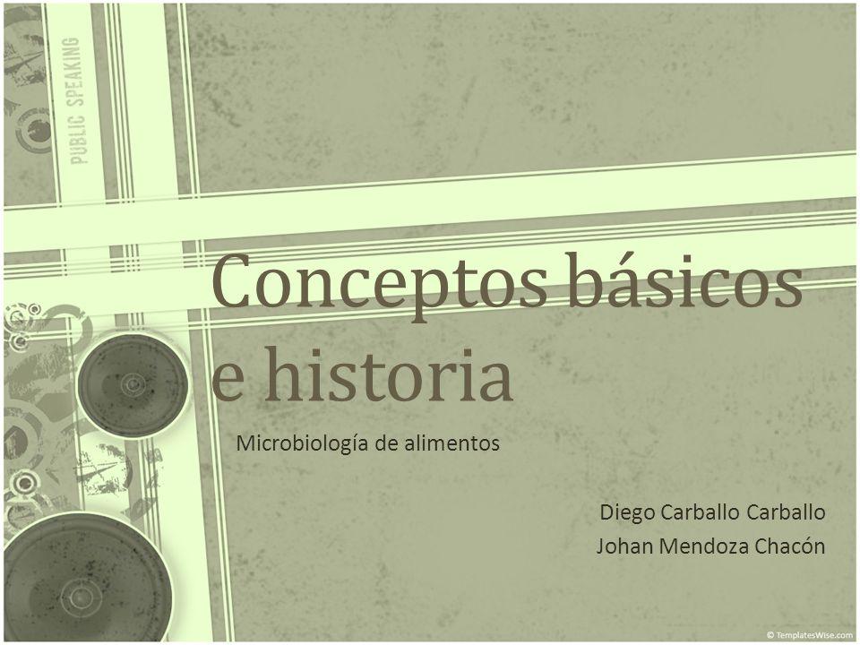 Conceptos básicos e historia